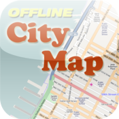 Bilbao Offline City Map with POI