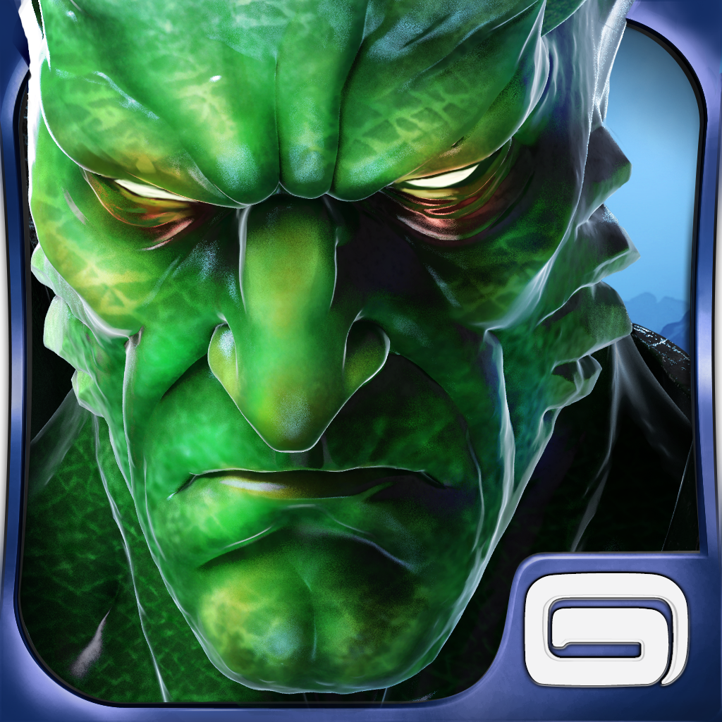 Heroes of Order & Chaos - Multiplayer Online Game by Gameloft icon