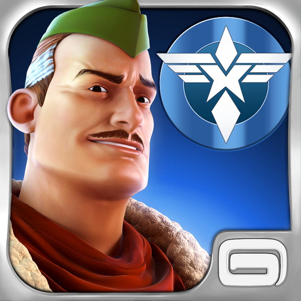 iPhone, iPad: »Blitz Brigade - Online multiplayer shooting action!«